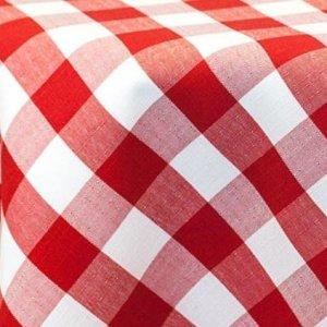 Check Tablecloths