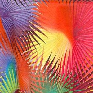 Palmetto Print Tablecloth