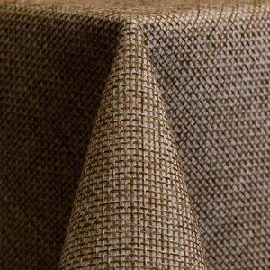 Rustic Burlap Tablecloths