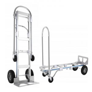 Hand Truck Dolly Aluminum 2 in 1